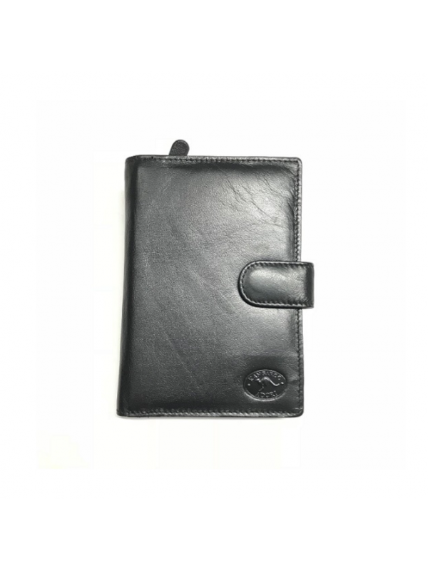 Napa Kangaroo Leather 15 Card+ Womens Wallet