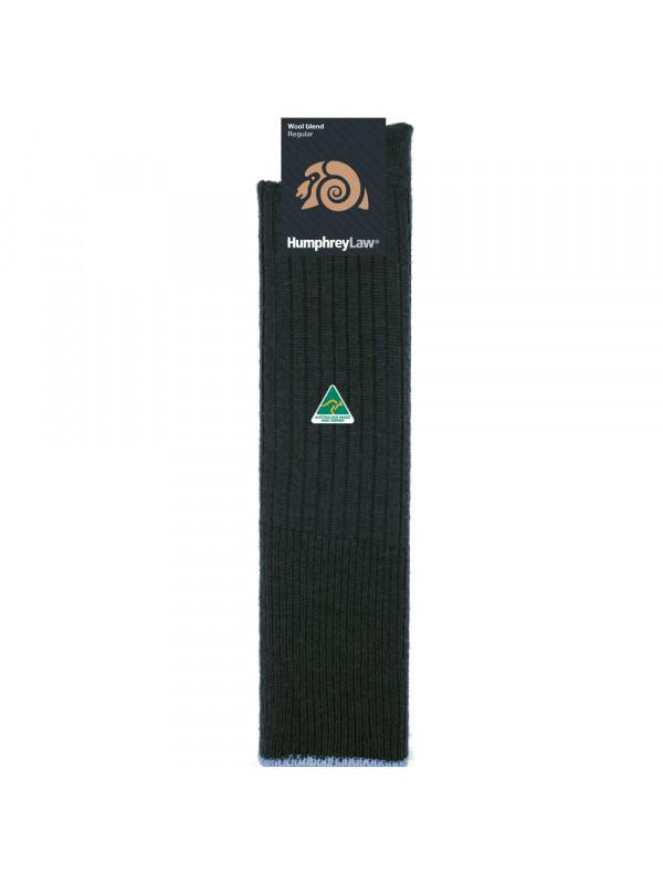 Wool Gumboot Sock with Long Leg