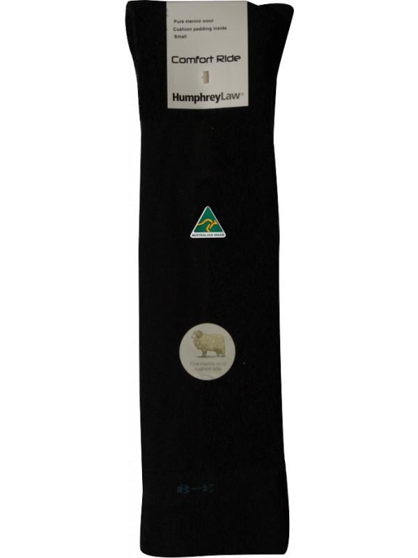 Pure Merino Wool Comfort Ride Sock