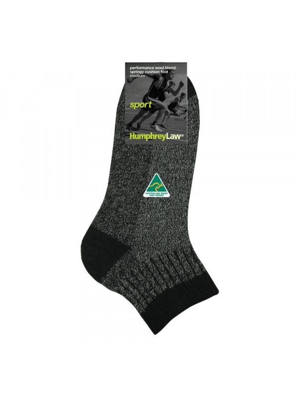 Wool/CoolMax® Sport Sock