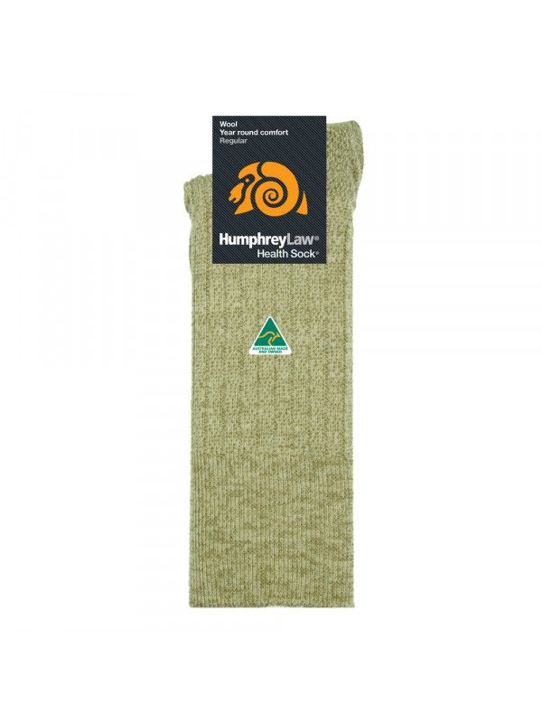 95% Wool Men's Dress Health Sock®