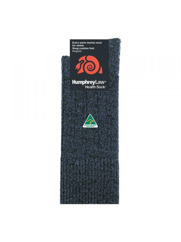 90% Fine Merino Wool Women's' Winter Health Sock®