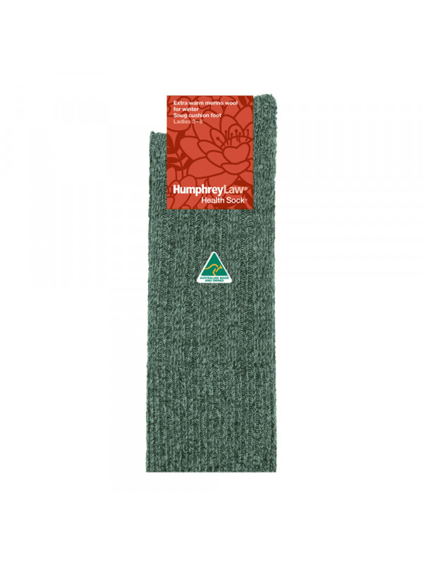 90% Fine Merino Wool Women's' Winter Health Sock®