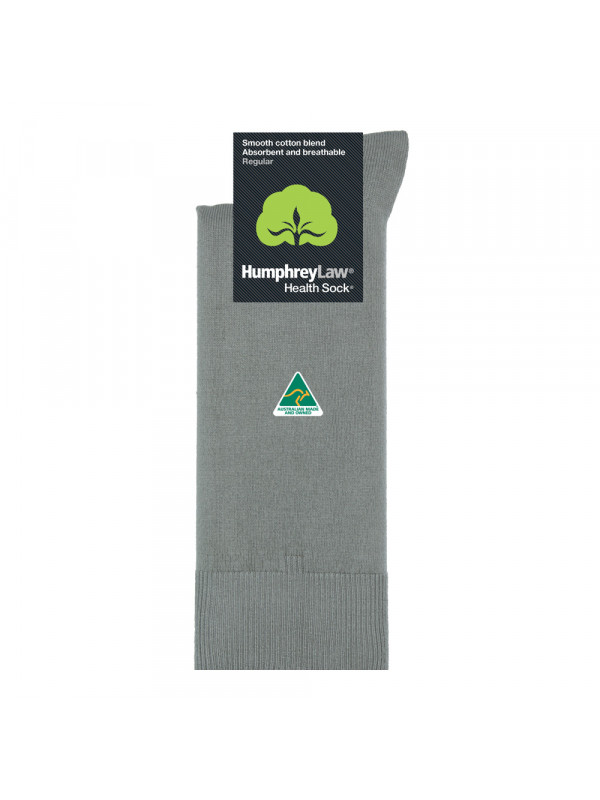85% Mercerised Cotton Men's Health Sock®