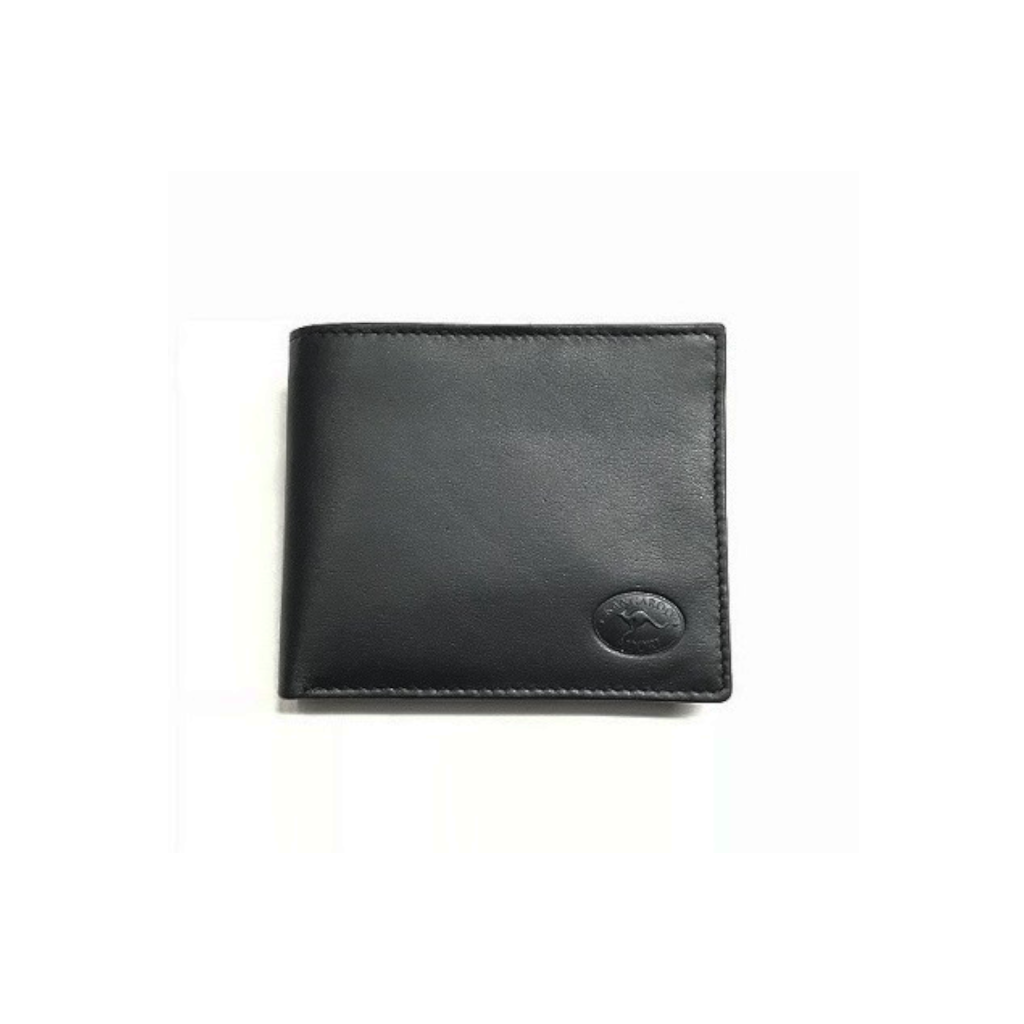 Napa Kangaroo Leather 6 Card+ Mens Wallet