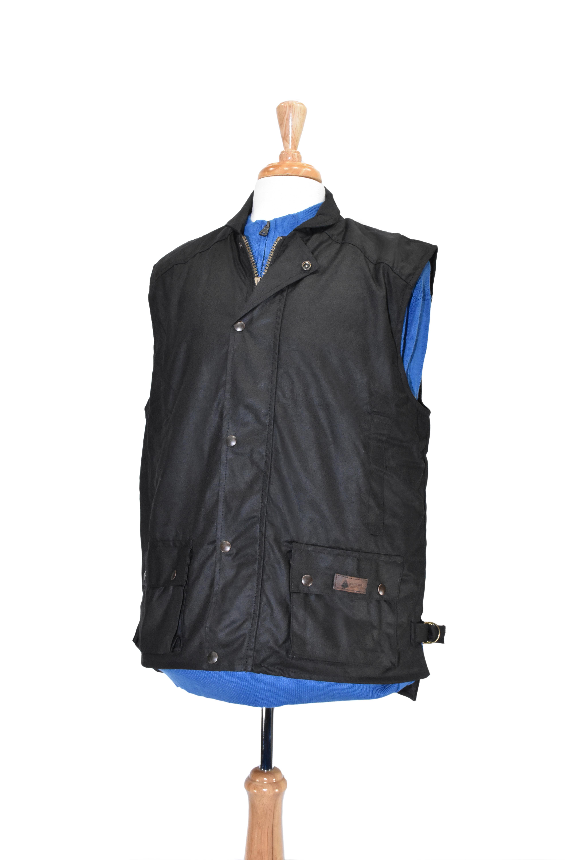 Cleeland Vest - Black