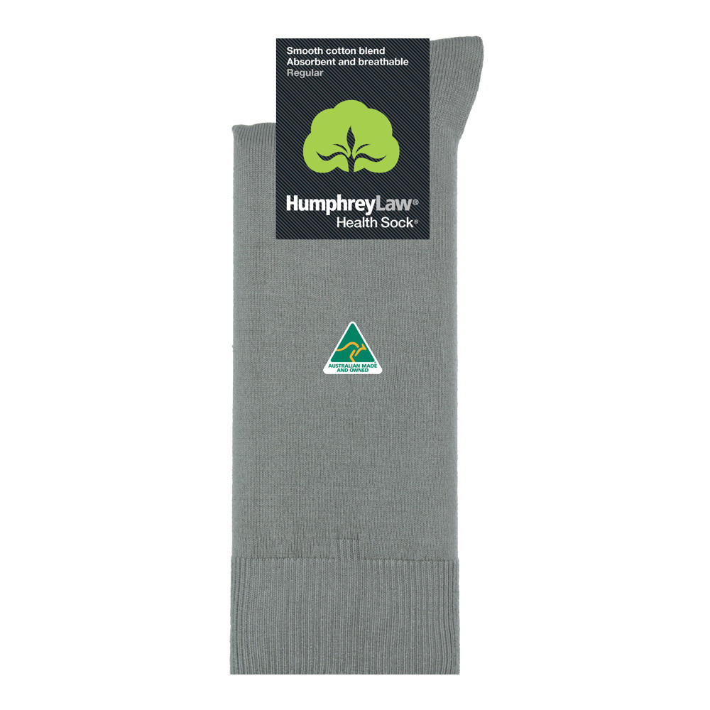 85% Mercerised Cotton Women's' Health Sock®