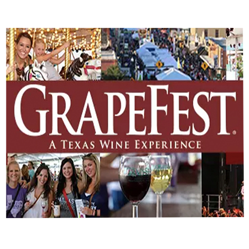 GrapeFest - A Texas Wine Experience