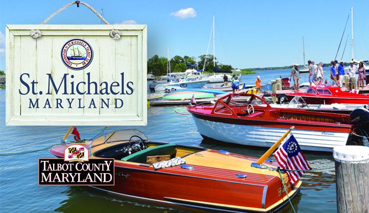 St. Michael's Antique & Classic Boat Festival